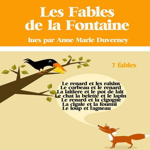Sept fables de la Fontaine