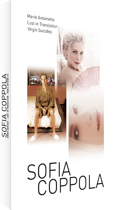 Sofia Coppola - 3 films