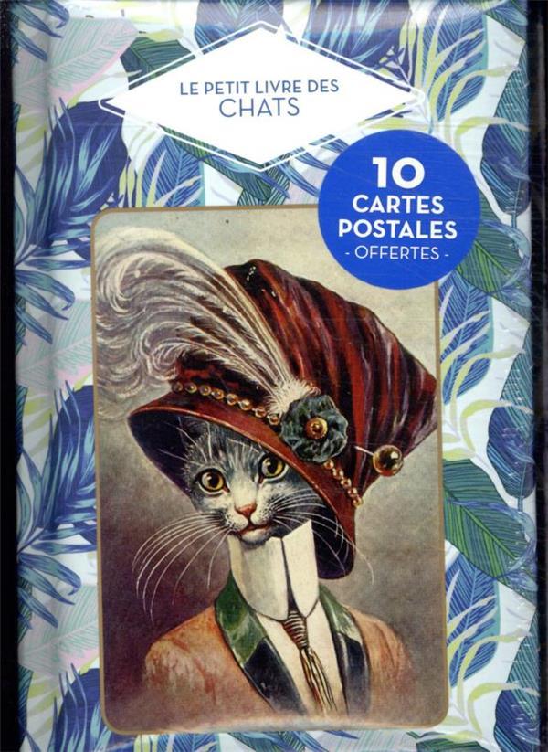 Le petit livre des chats + cartes postales