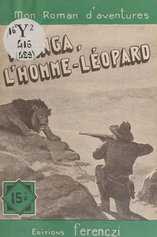 Nyanga, l'homme-léopard