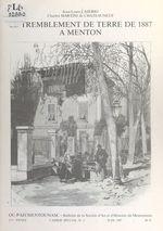Le tremblement de terre de 1887 à Menton