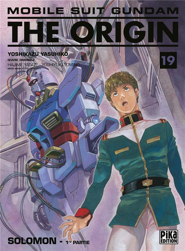 Mobile Suit Gundam - The Origin T.19 ; Solomon T.1