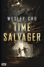 Vente EBooks : Time salvager  - Wesley CHU