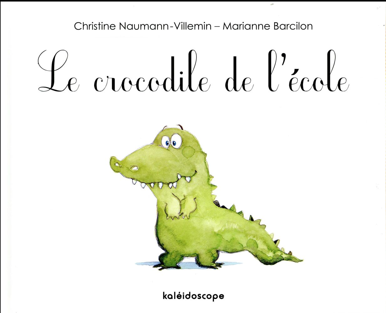 Le crocodile de l'école