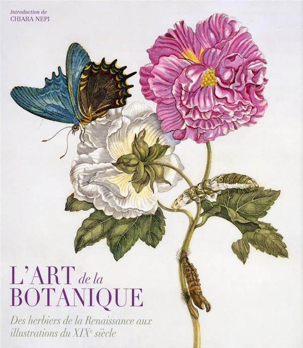 L'art da la botanique ; des herbiers de la Renaissance aux illustrations du XIXe siècle