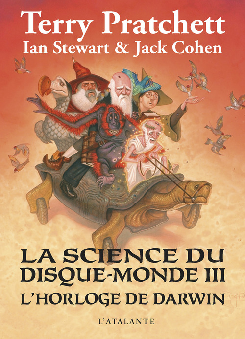 La science du Disque-monde t.3 ; l'horloge de Darwin