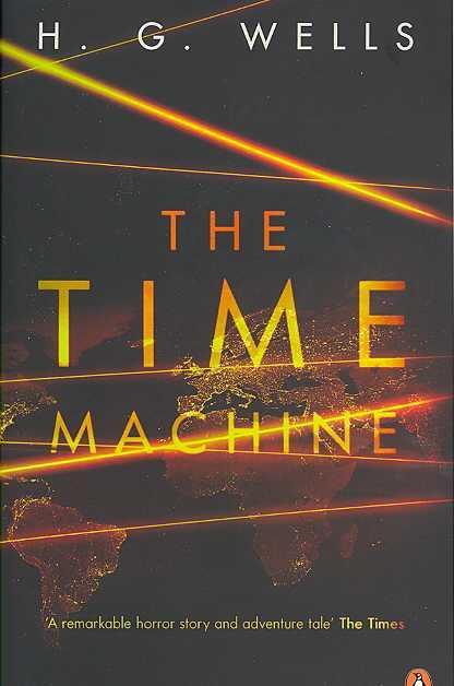 THE TIME MACHINE WELLS H; WARNER MA