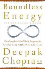 Vente Livre Numérique : Boundless Energy  - Deepak Chopra