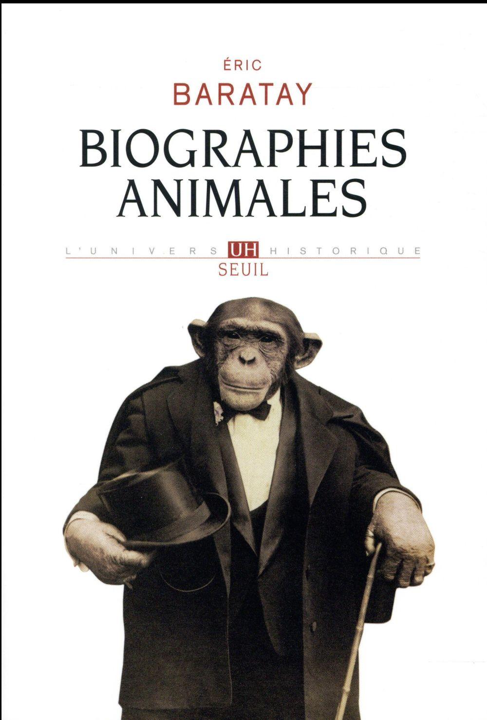 Biographies animales ; des vies retrouvées