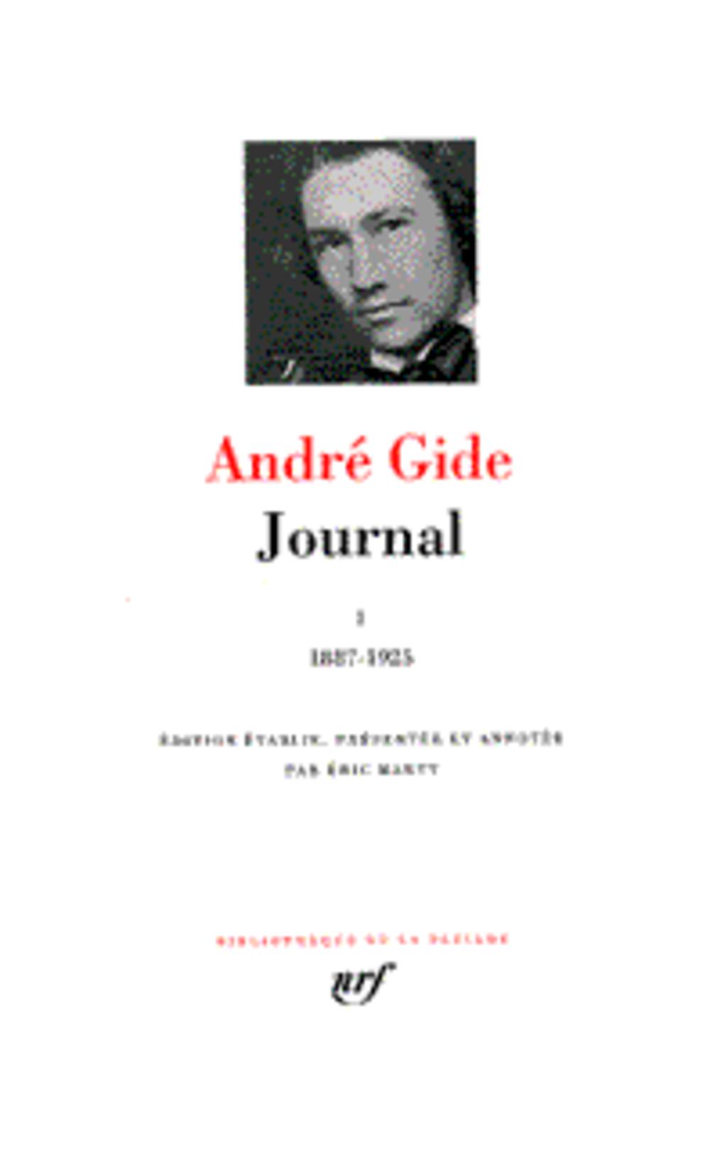 Journal t.1 ; 1887-1925