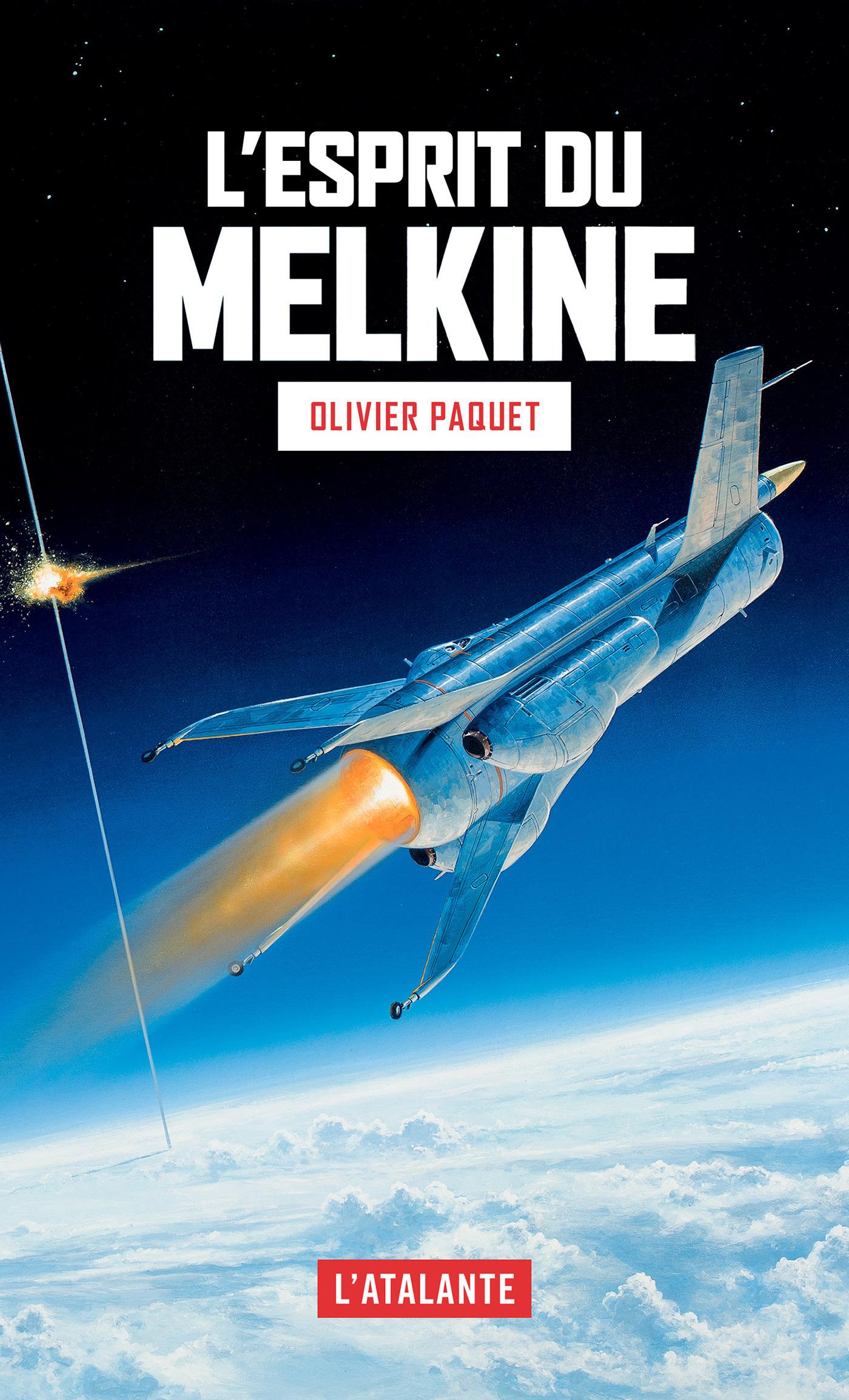 Le Melkine t.3 ; l'esprit du Melkine