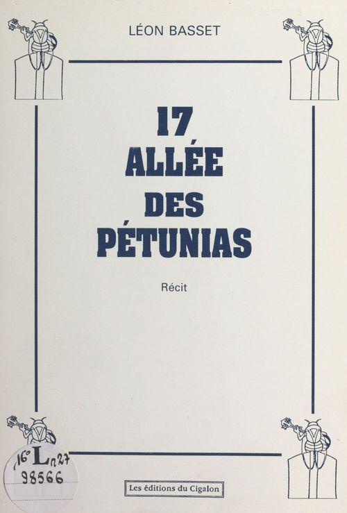 17, allée des Pétunias