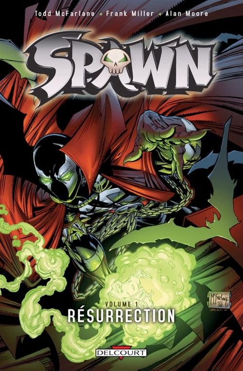 Spawn T.1 ; résurrection