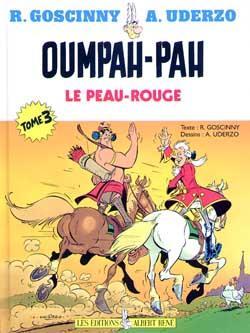 Les Aventures D'Oumpah-Pah Le Peau Rouge T.3 ; Le Peau Rouge
