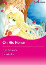 Vente Livre Numérique : Harlequin Comics: On His Honor  - Lucy Gordon - Ryo Arisawa