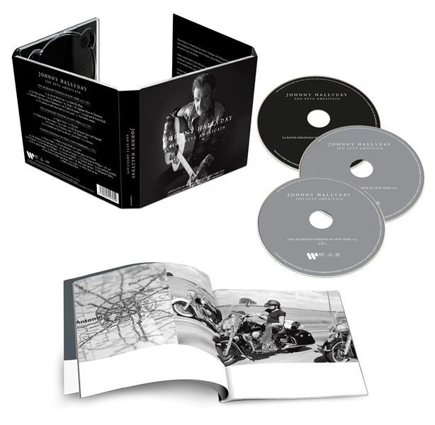 Son rêve américain : coffret 3 cd