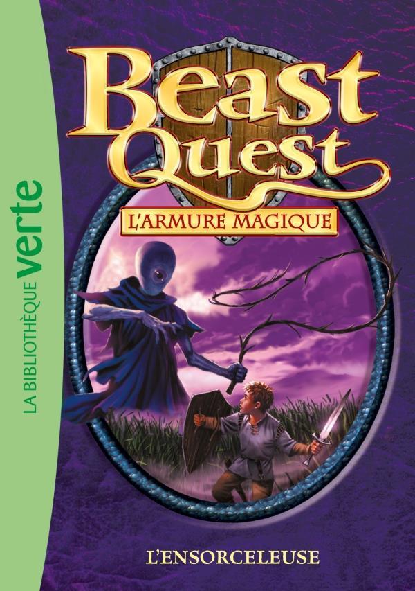 Beast Quest T.11 ; l'ensorceleuse
