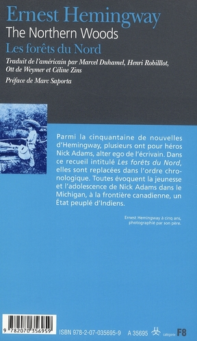 Les forêts du Nord ; the Northern woods