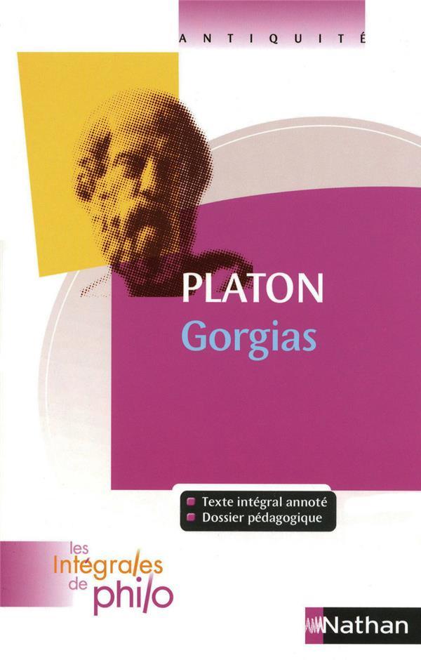Gorgias, de Platon