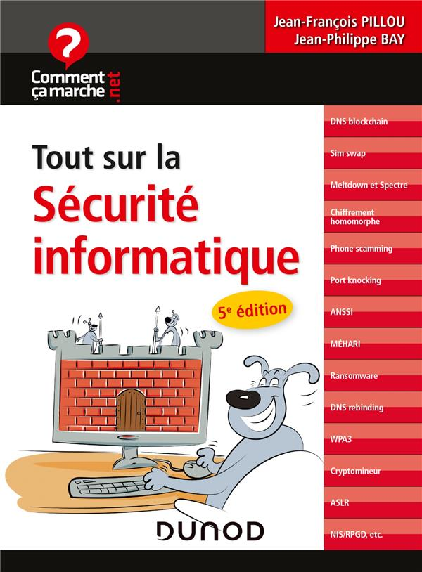 Tout sur la sécurite informatique (5e édition)