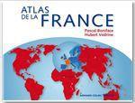 Vente Livre Numérique : Atlas de la France  - Pascal BONIFACE - Hubert Védrine