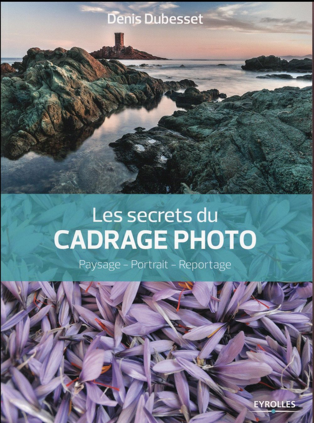 Les secrets du cadrage photo ; paysage, portrait, reportage