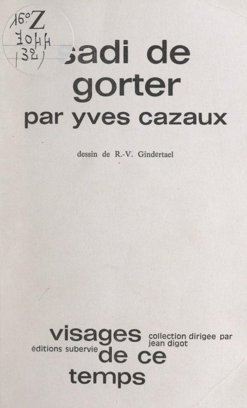 Sadi de Gorter