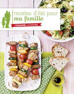 Vente EBooks : Recette d'été pour ma famille  - Maya BARAKAT-NUQ - Héloïse MARTEL - Emmanuelle NADDEO - Elie LEBAILLIF