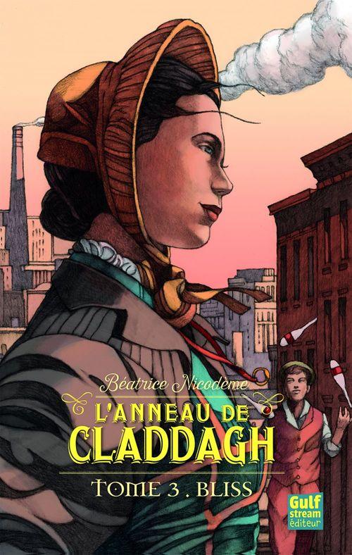 Vente Livre Numérique : L'anneau de Claddagh - tome 3 Bliss  - Pascale Hédelin  - Benjamin Strickler