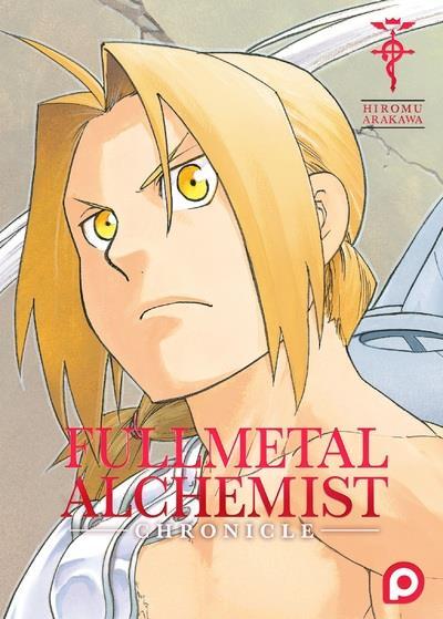 Fullmetal alchemist ; chronicle