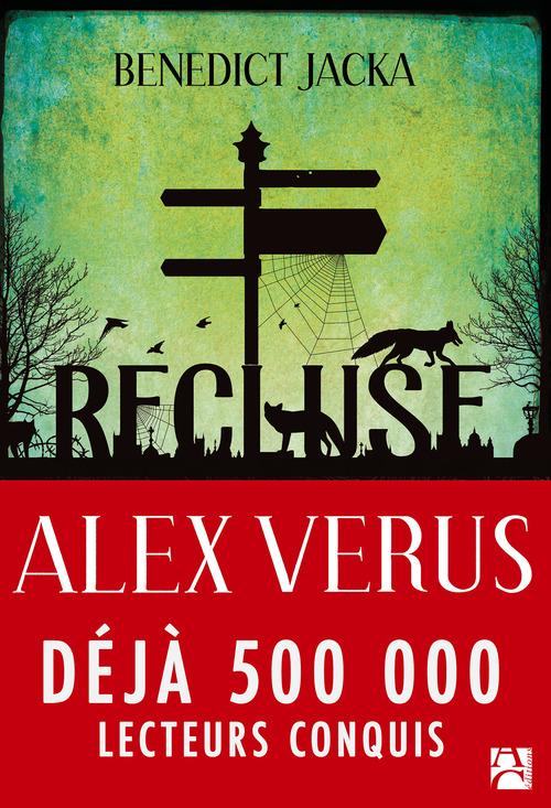 Alex Verus T.5 ; recluse