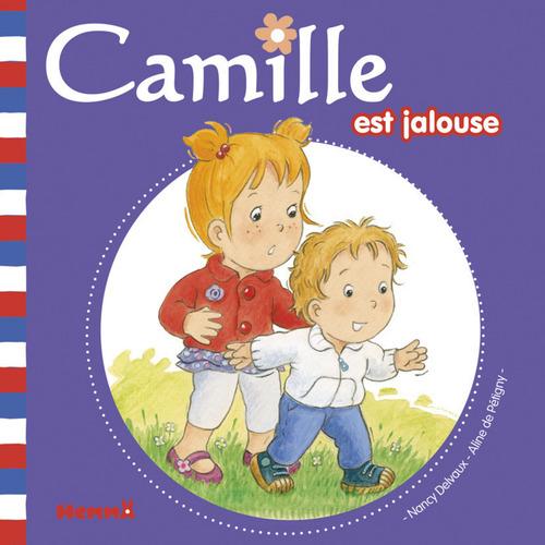 Camille est jalouse T36