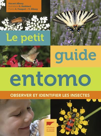 Le petit guide entomo ; observer et identifier les insectes