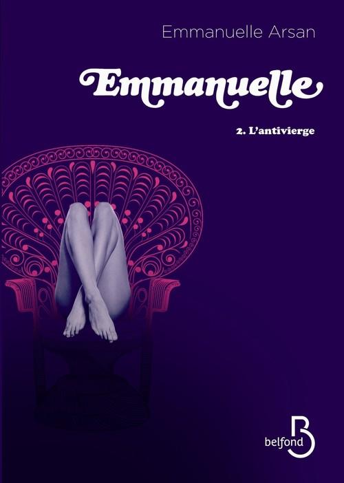 Emmanuelle t.2 ; l'antivierge