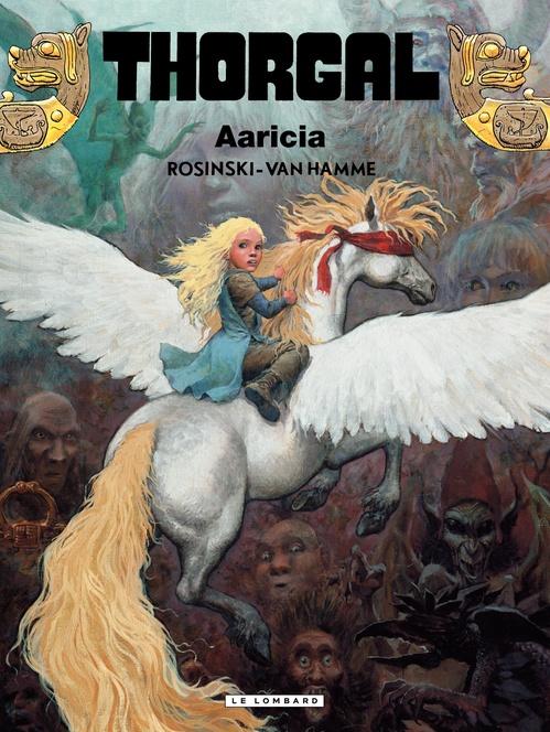Thorgal T.14 ; Aaricia