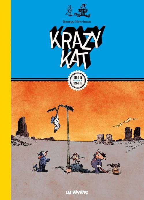 Krazy Kat T.4 ; 1940-1944
