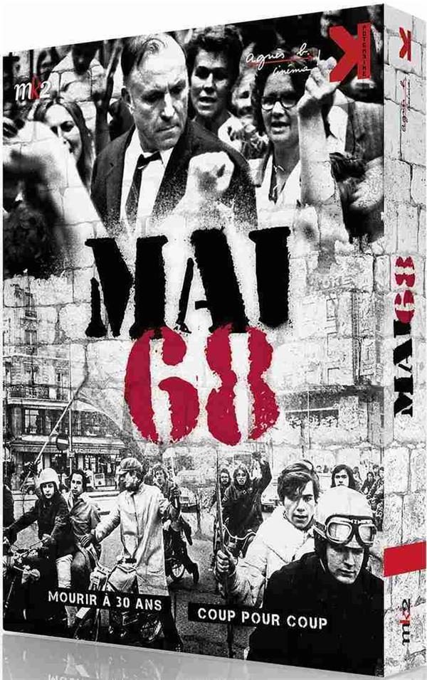 Mai 68 : Mourir à trente ans + Coup pour coup
