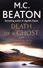 Vente EBooks : The Death of a Ghost  - M. C. Beaton