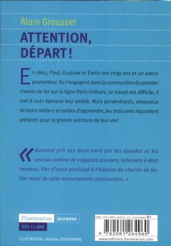 attention, depart !