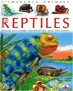 Couverture de Les reptiles