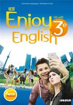 NEW ENJOY ENGLISH ; 3ème (édition 2015)