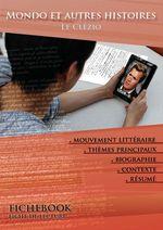 Vente Livre Numérique : Fiche de lecture Mondo et autres histoires  - Jean-marie gustave Le clezio