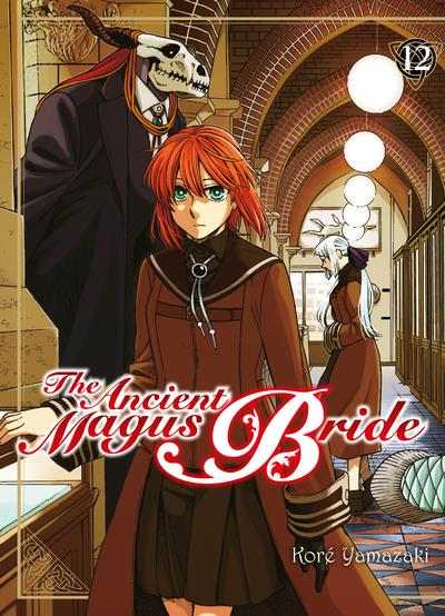The ancient magus bride T.12