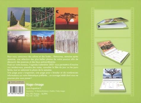 L'agenda-calendrier arbre et forêts (édition 2021)