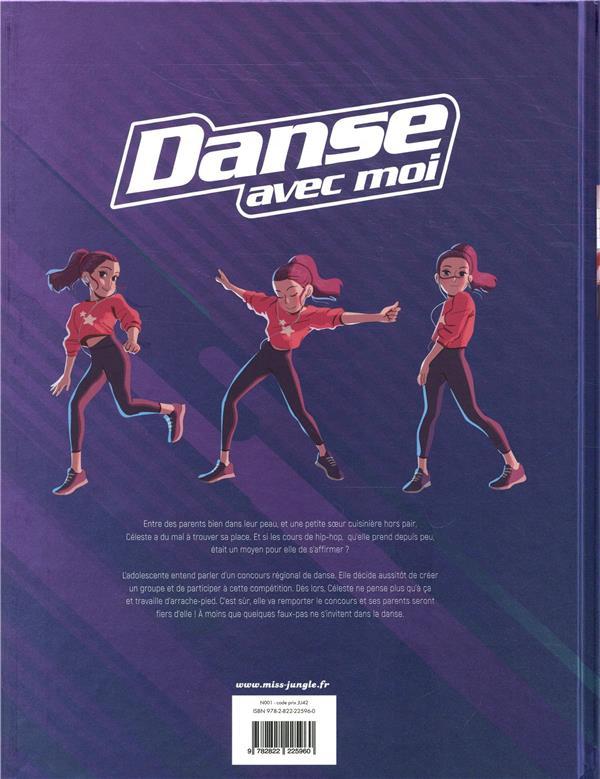 Danse avec moi T.1 ; la révélation