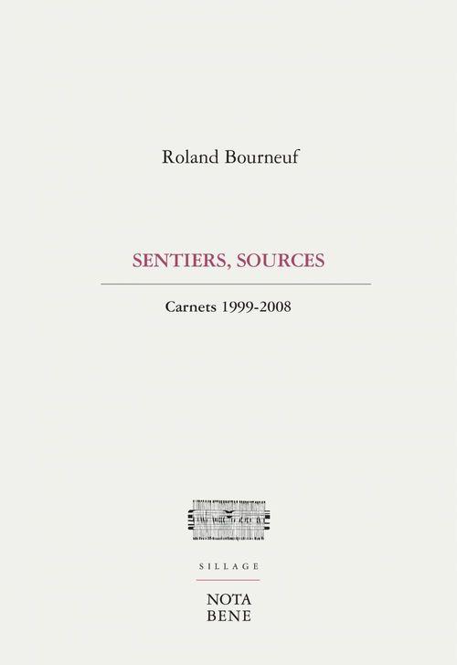 Sentiers, sources