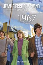 Vente Livre Numérique : 1967 T3 - L'impatience  - Jean-Pierre Charland