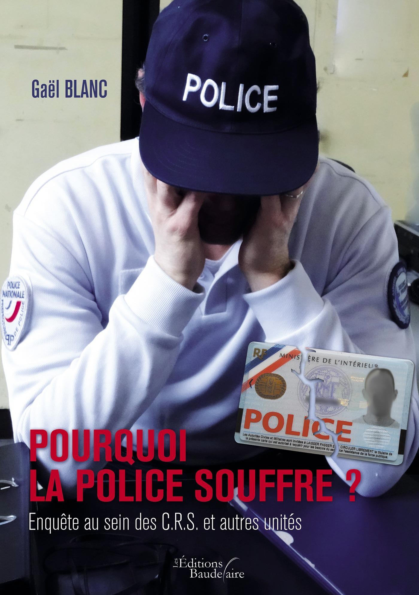 Pourquoi la police souffre ? enquête au sein des C.R.S. et autres unités