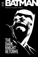 Couverture de Batman - Dark Knight Returns - Edition Black Label