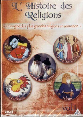 histoire des religions (L') : L'origine des plus grandes religions en animation |